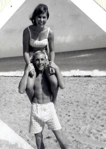 Hollywood Beach, FL 1967
