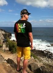 Great looking shirt - Ed at Kapalua