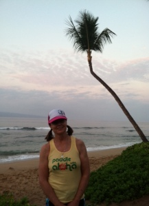 I love this trucker SUP Maui hat!