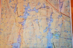 The area of Vancouver Island where SUP explorer Paul Kendrick adventures with his standup paddleboard and camera.