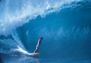 Banzai Pipeline, 1979. Photo: Jeff Divine