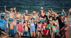 Next generation awesome ocean athletes