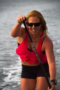 Always smiling, Candice Appleby inspires us