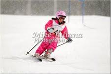 A pink blur = great fun