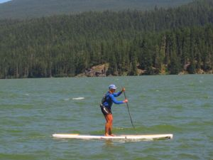 Go Granny! We need 15-20 women for Odell Lake 2014.