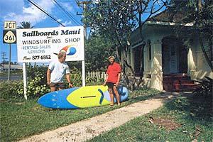 Sailboards Maui | Elder SUP