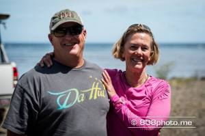 Peggy and Bill King - still crazy after 37 years! Photo by 808 Photo http://808photo.me/