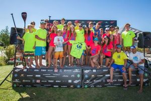 Steve Gates is the heart and inspiration behind this amazing team of young water athletes