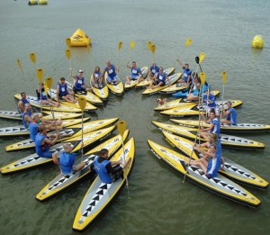 Hundreds take part in Ecover Blue MIle Weymouth 2013