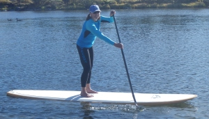 Sweet paddle - and thanks for the gear Sweet Waterwear