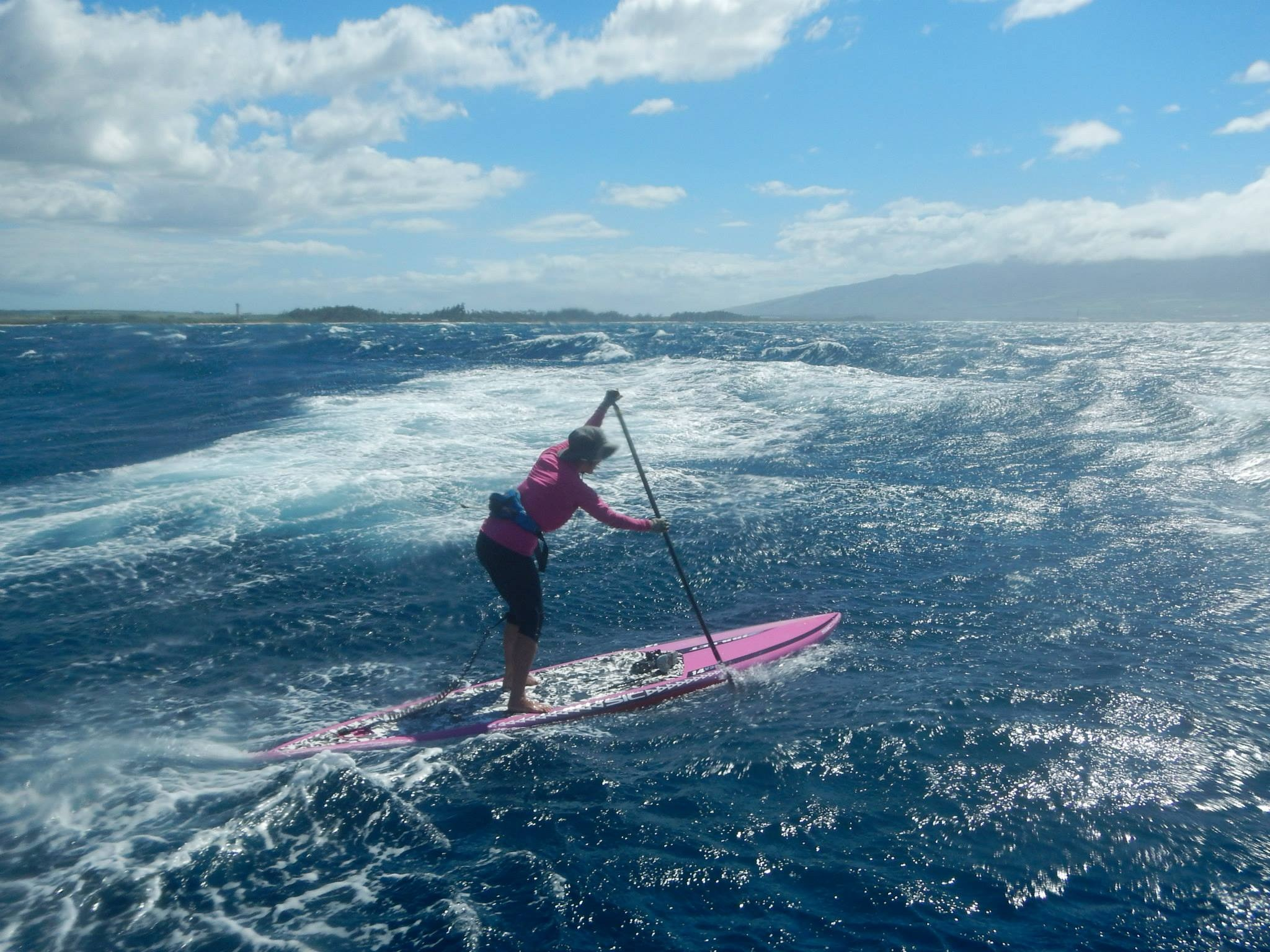 Maui 2 Molokai | Elder SUP