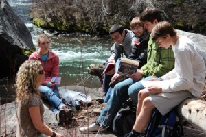 How would YOU inspire others to keep the Deschutes River clean - video ideas? Jack Johnson tickets? Yeah!