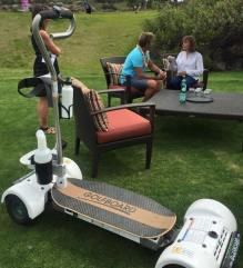 Laird Hamilton is a co-founder of GolfBoard, based in Sisters, OR.