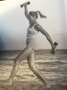 Whole body (panaerobic) strength-endurance - 1987
